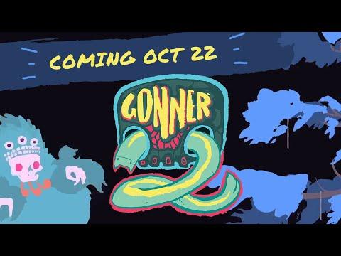 GONNER 2 Launch Trailer