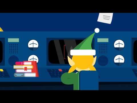 2016 : Google Santa Village