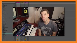 Ableton Tutorial:  Bring your drums to life with this simple method
