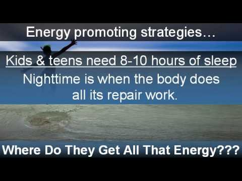 Children's Energy