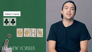 Poker Players Replay Their Most Memorable Hands | The New Yorker