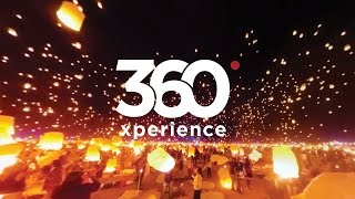 360 Rise Festival 2015 In 360 Virtual Reality Video
