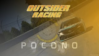 iRacing - Outsider Racing League || Race 12 - Pocono