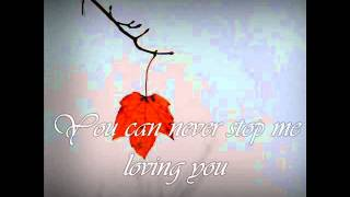 Johnny Tillotson   -   You Can Never Stop Me Loving You