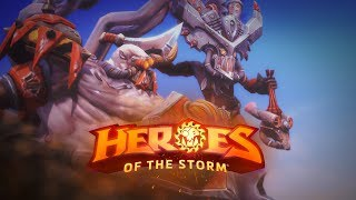 Heroes of the Storm: Raiders of Warchrome