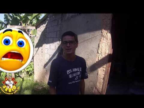 Erick do Morro do Urubu na Favela do Justinos pede ajuda para todos e para a Promoção Social de Juquitiba