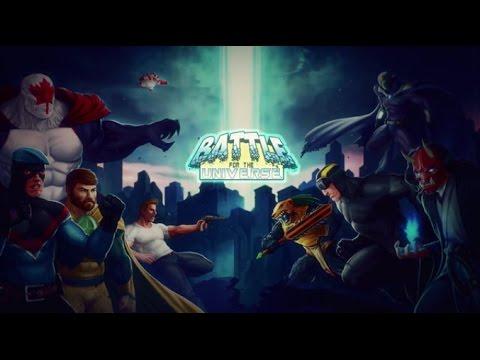 Battle for the Universe - Unfiltered Gamer - Kickstarter Card Game Review