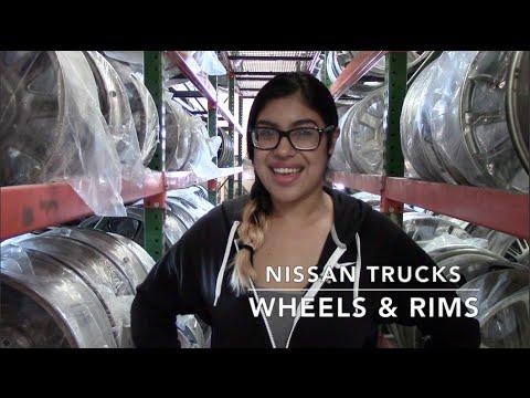Factory Original Nissan Trucks Wheels & Nissan Trucks Rims – OriginalWheels.com