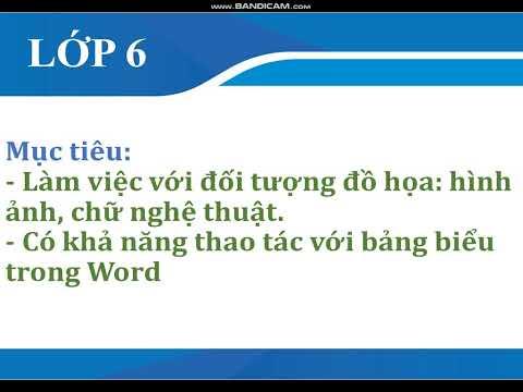 TIN HỌC 6: BÀI TẬP THỰC HÀNH 4