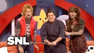J-Pop America Fun Time Now!: Jonah Hill - SNL