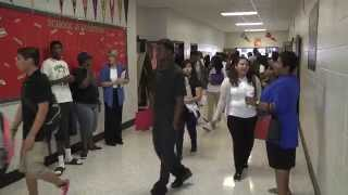 CCPS First Day Of School 2015