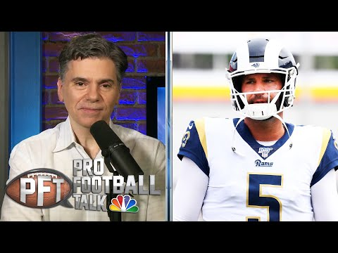 Can Blake Bortles make any impact with Denver Broncos? | Pro Football Talk | NBC Sports