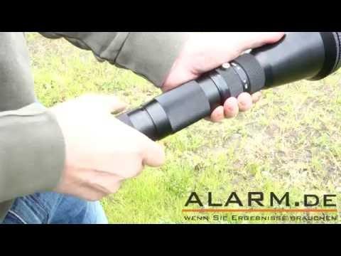 Net Gun im Test / Wurfnetz / Fangnetz / Netzwaffe / Netzkanone / Netzpistole für Mensch und Tier