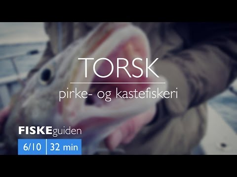 Torskefiskeri med Gordon P. Henriksen