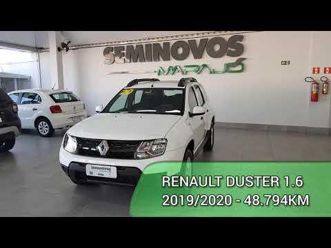 video carousel item Renault Duster 16 E Cvt