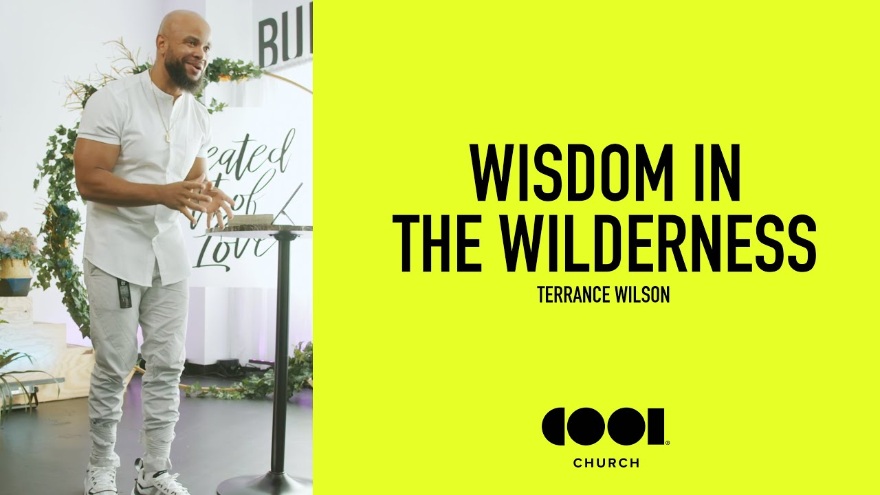 WISDOM IN THE WILDERNESS Image