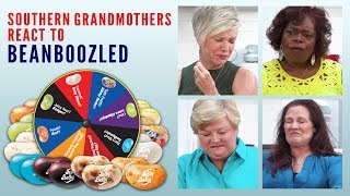 Southern Grandmothers React To Beanboozled Jelly Beans And The Results Are Hilarious