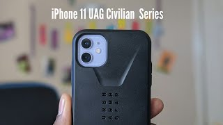 UAG CIVILIAN SERIES IPHONE 11 CASE