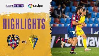Levante 2-2 Cadiz Pekan 38