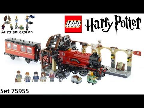Vidéo LEGO Harry Potter 75955 : Le Poudlard Express