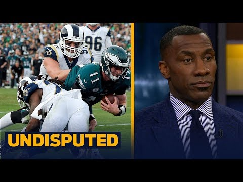 Shannon Sharpe explains why the Eagles can still win the NFC without Carson Wentz | UNDISPUTED