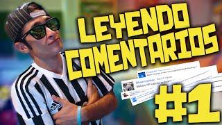 DELANTERO LEYENDO VUESTROS COMENTARIOS #1