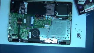 Acer Travelmate P276 Disassembly Repair Upgrade Tutorial Keyboard HDD SSD Memory RAM Battery DVD