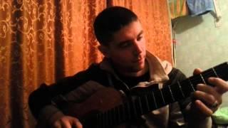 Колокола (соло) песня под гитару (Канев Леонид)