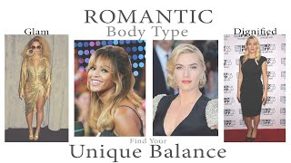 ROMANTIC BODY TYPE L Curvy Personal Style L Glam And Dignified Style Essence