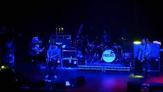 FEEDER Down To The River . Live @ Warrington Parr Hall 24 4 12 HD