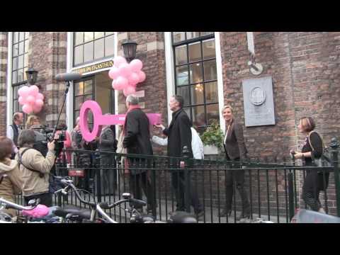 Roze loper Limotour 2012 Steenwijk en Utrecht
