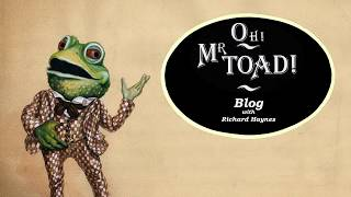 BONUS VIDEO REVIEW - Toad in Motion (Series 5, Episode 4)