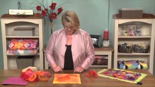 Needle Felting Embellishments And Applique  |  National Quilters Circle