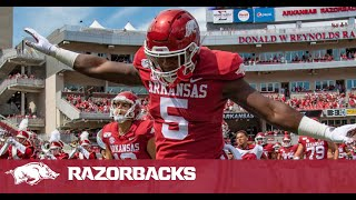 Arkansas Razorbacks Football 2020 Preview