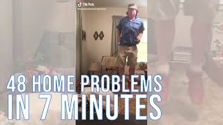 48 Home Problems in 7 Minutes
