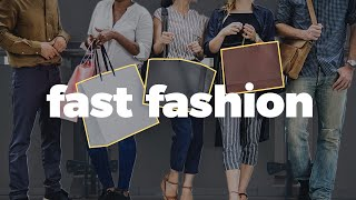 Is fast fashion destroying our environment?