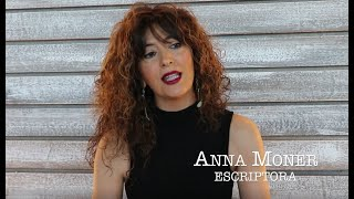 Anna Moner, autora de «El diari de Briseida»