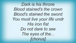Domine - Dark Emperor Lyrics