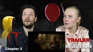 IT: Chapter 2 - Official Teaser Reaction!