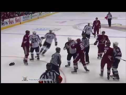 Derek Morris vs. Cody McLeod