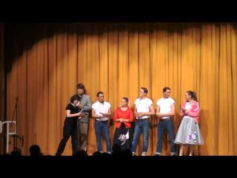 2014 - 15 RMHS School Play - Grease