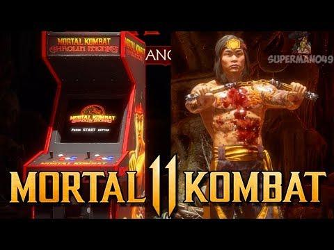 """The AMAZING Klassic Liu Kang Finisher! - Mortal Kombat 11: """"Liu Kang"""" Gameplay"""