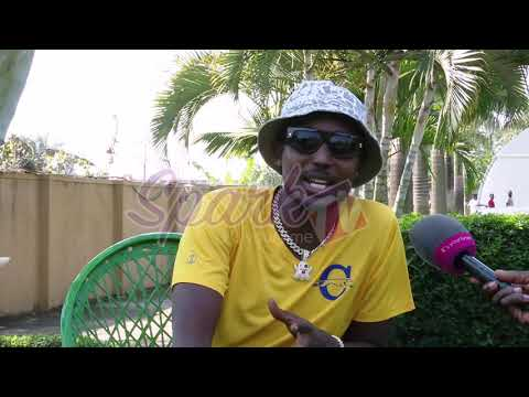 Chozen Blood dismisses rumours of dating Winnie Nwagi