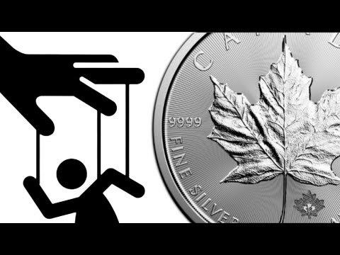 The TRUTH about Silver Manipulation.