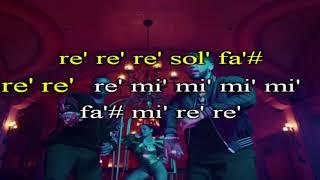 Anuel AA - Hipócrita feat. Zion | Flute cover *Flauta con notas*