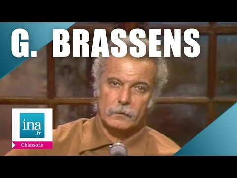 "Georges Brassens ""La Princesse Et Le Croque-Notes"" 