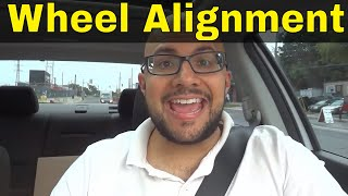 5 Signs That You Need A Wheel Alignment