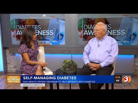 Self-managing diabetes with healthy dishes