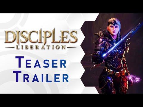 Teaser Trailer (UK) de Disciples: Libération