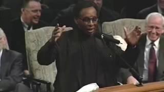"Rev. Johnny James ~ ""There's Nobody Like Jesus"" (1 of 2)"